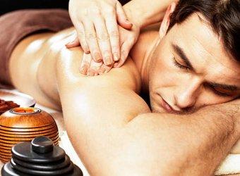 Oriental massage photo