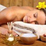 Aroma therapy massage photo